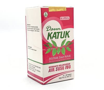 Distributor Pelancar ASI Kapsul DAUN KATUK Tazakka Surabaya Sidoarjo