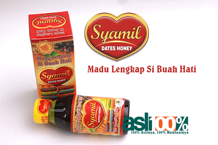 Manfaat madu syamil dates honey anak asli surabaya sidoarjo