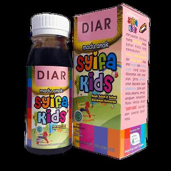 Cara Alami Mengobati Diare Pada Anak dengan Syifa Kids Diar