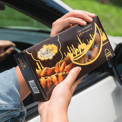 Distributor Kurma Sun Fruit 500 gr jakarta malang
