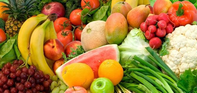 Cara Alami Menurunkan Berat Badan makanan
