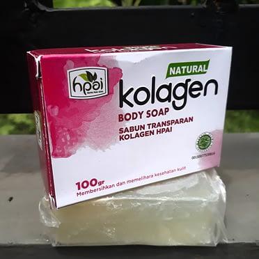 Agen sabun kolagen hpai Murah Surabaya sidoarjo