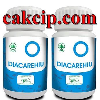 Jual Kapsul herbal diabetes diacarehiu