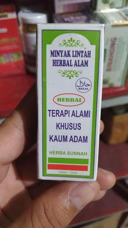 jual minyak lintah herbal alam untuk lelaki