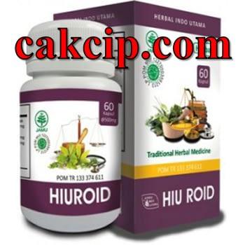 Agen huiroid herbal wasir surabaya Sidoarjo