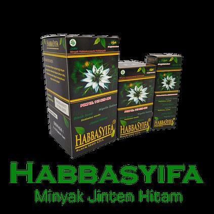 Jual Kapsul Minyak Jintan Hitam Habbasyifa Sidoarjo Surabaya