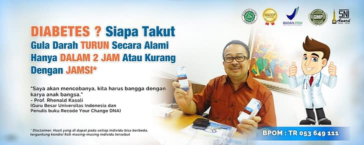 Distributor Jamsi obat diabetes Jamu Diabetesi Surabaya Sidoarjo Malang