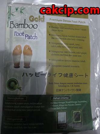 koyo kaki bamboo gold surabaya
