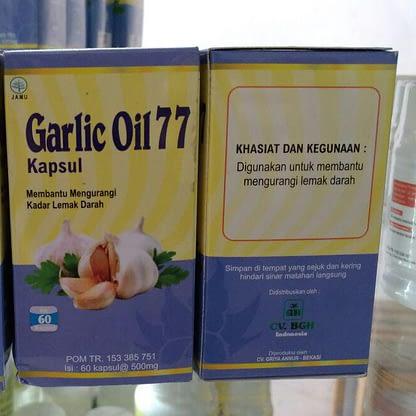 Grosir Garlic Oil Griya Annur di surabaya sidoarjo