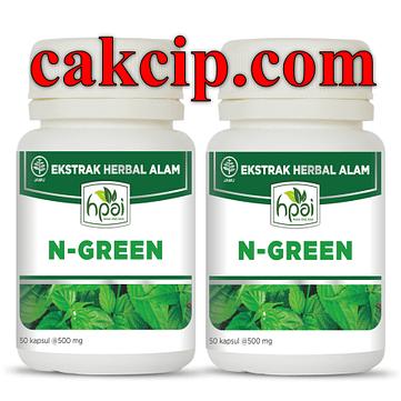 Agen Obat Klorofil N-Green HPAI Asli Surabaya Sidoarjo