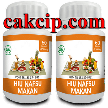 Distributor herbal nafsu makan surabaya