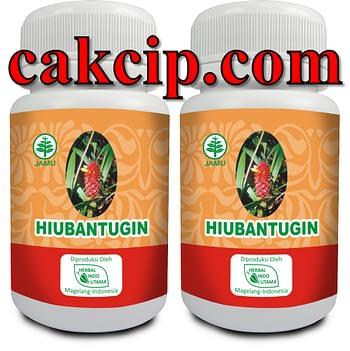 Distributor Kapsul HIUBANTUGIN HERBAL BATU GINJAL Murah