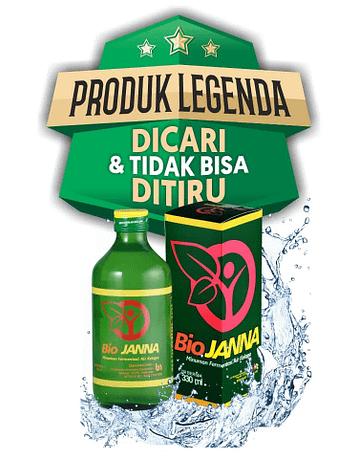 Produk legenda Biojanna Super Asli Original Surabaya Sidoarjo Mojokerto