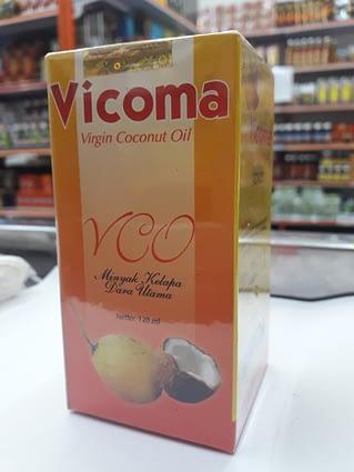 Agen vicoma virgin coconut oil tazakka vco tazakka Surabaya