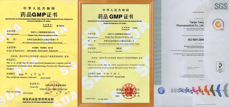 Agen Obat Herbal Jantung Koroner sertifikat