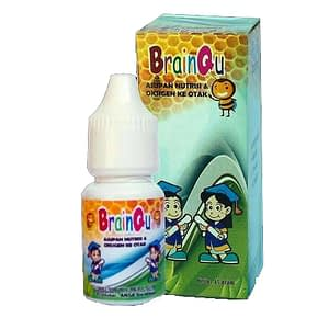 Jual Madu Brainqu Nutrisi Otak Asli Surabaya Sidoarjo