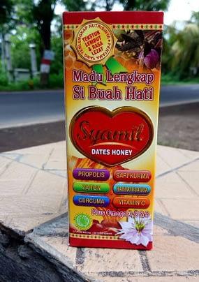 Agen madu syamil dates honey anak murah surabaya sidoarjo