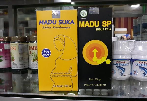 Jual paket madu penyubur kandungan dan madu penyubur pria