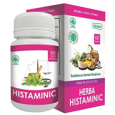 Cara Alami Mengobati Biduran Herba Histaminic