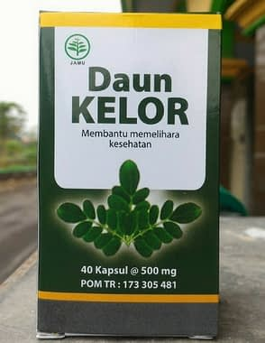 Agen Kapsul Daun Kelor Herbal Insani Surabaya Sidoarjo