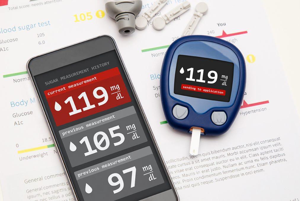 cek gula darah normal rendah atau tinggi