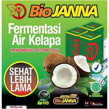 Agen Biojanna Super Asli Original Surabaya Sidoarjo Mojokerto
