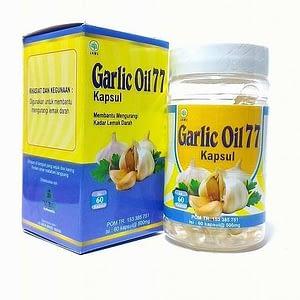 Jual Garlic Oil Griya Annur di surabaya sidoarjo