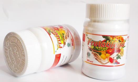 Jual frutablend suplemen kulit di surabaya sidoarjo