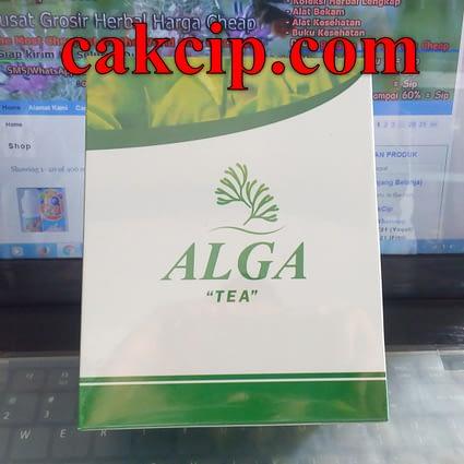 Cara Alami Mengobati Biduran dengan Alga Tea