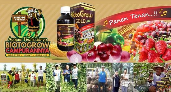 dISTRIBUTOR Biotogrow Pupuk Organik murah Surabaya Sidoarjo Jawa Timur