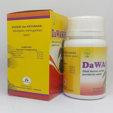 Jual distributor kapsul dawasir herbal insani murah surabaya sidoarjo