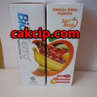 bioterra sari buah asli murah