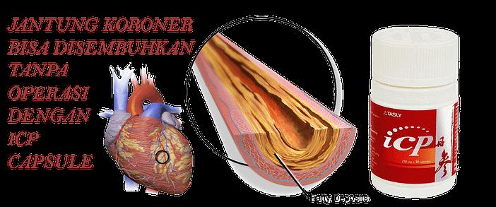 Jual Obat Herbal Jantung Koroner bisa disembuhkan