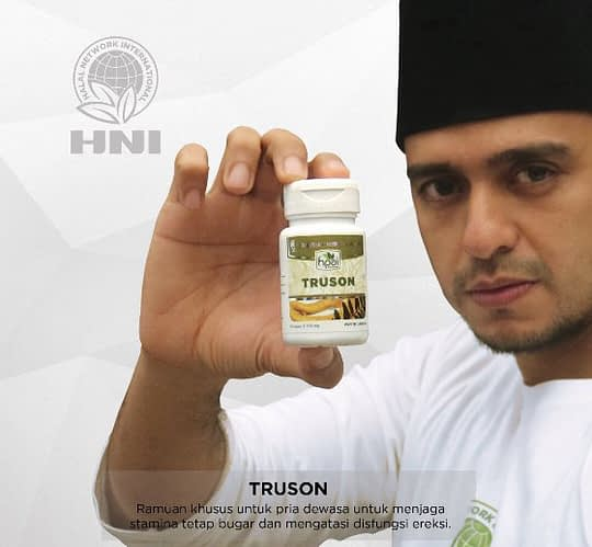 AGEN Stokis KAPSUL TRUSON HPAI ASLI Surabaya sidoarjo Malang
