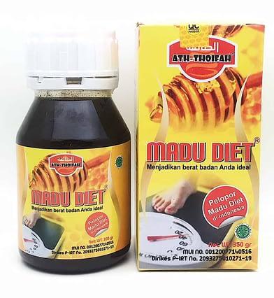 Jual madu diet ath thoifah murah surabaya jakarta medan
