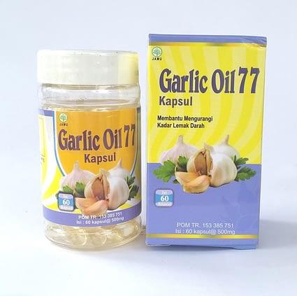 Agen Garlic Oil Griya Annur di surabaya sidoarjo