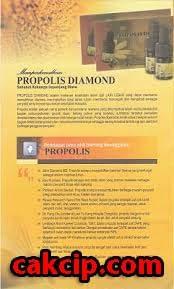 JUAL PROPOLIS DIAMOND PREMIUM