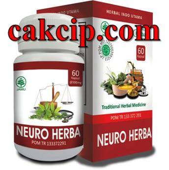 neuro herba asli original Malang Mojokerto