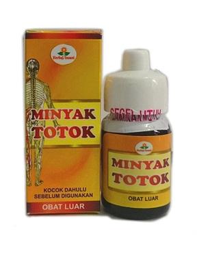 Jual minyak totok herbal insani surabaya sidoarjo
