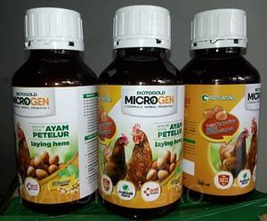 Biotogold Microgen Nutrisi Ayam Petelur