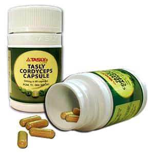 Jual tasly cordyseps herbal surabaya gresik