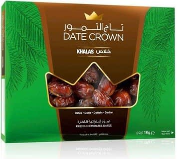 Distributor Kurma Date Crown Khalas Surabaya Sidoarjo