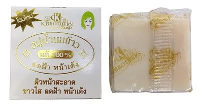 Agen sabun beras susu thailand k brothers murah surabaya sidoarjo