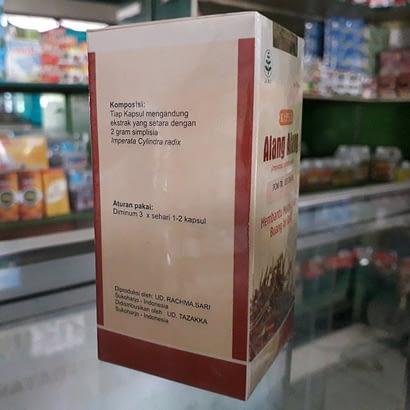 Grosir Kapsul Alang Alang Tazakka Asli Surabaya Sidoarjo