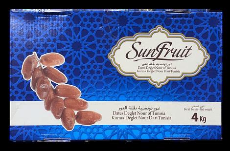 Jual Grosir Kurma Sun Fruit 4kg Tangkai Murah Surabaya