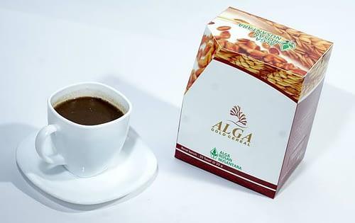 Alga Gold Cereal Suplemen makanan untuk penderita diabetes