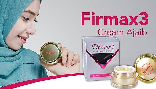 Distributor FIRMAX3 CREAM INDONESIA ASLI Surabaya Sidoarjo Mojokerto