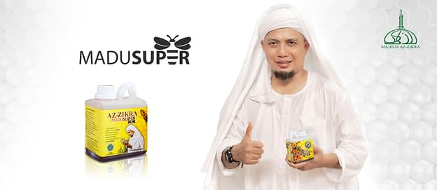 Agen madu super az zikra murah surabaya sidoarjo